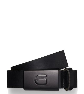 G-Star RAW Blue & Matt Black Data Pin Waist Belt