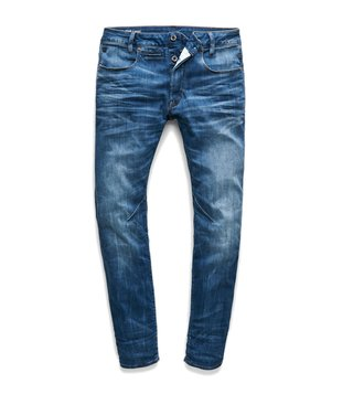 G-Star RAW Indigo D-Staq 5-Pocket Slim Fit Jeans