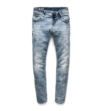 G-Star RAW Blue Revend Skinny Fit Jeans