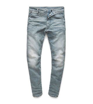 G-Star RAW Blue Medium Aged Jeans