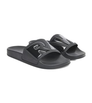 G-Star RAW Black Cart Slides