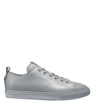 Coach Grey C121 Low Top Sneakers