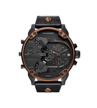 Diesel DZ7400 Black Analog Watch For Men