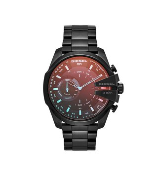 Diesel DZT1011 Black Smart Watch For Men
