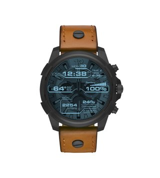 Diesel DZT2002 Black Smart Watch For Men