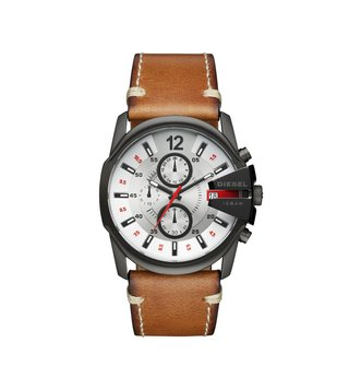 Diesel DZ4436I Silver Analog Watch For Men