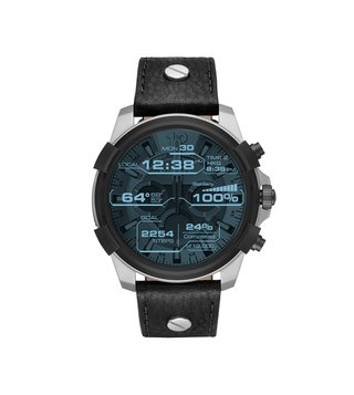 Diesel DZT2001 Black Smart Watch For Men