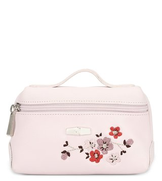 Longchamp Pinky Roseau Sakura Large Coin Purse