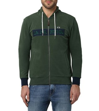La Martina Black Forest Life Style Regular Fit Hoodie