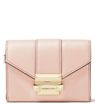 MICHAEL Michael Kors Soft Pink Whitney Medium Clutch