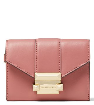 MICHAEL Michael Kors Rose Whitney Medium Clutch