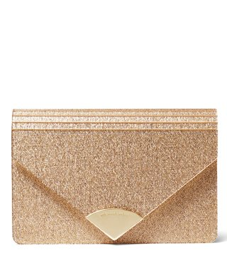 MICHAEL Michael Kors Pale Gold Barbara Medium Cross Body Bag
