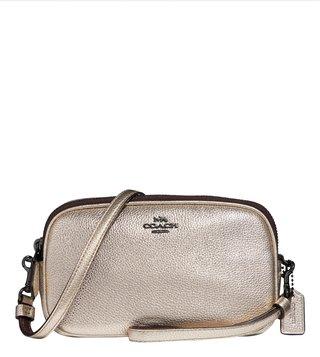 fd963f0c4f6d Coach Platinum Medium Crossbody Bag ...