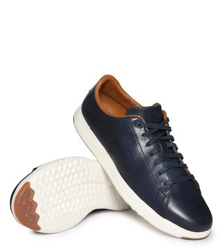 Cole Haan Navy Grandpro Tennis Sneakers
