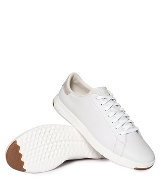 Cole Haan White Grandpro Tennis Sneakers