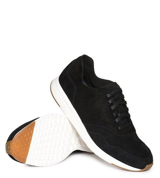 Cole Haan Black Grandpro Dcon Runner Sneakers