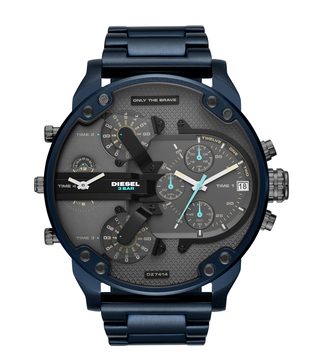 Diesel DZ7414 Grey Mr Daddy 2 Analog Watch For Men