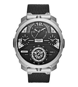 Diesel DZ7379 Black Machinus Analog Watch For Men