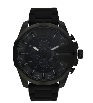Diesel DZ4486 Black Mega Chief Analog Watch For Men