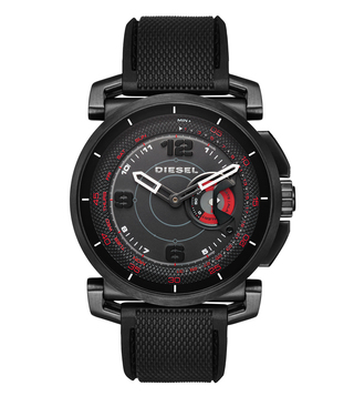 Diesel DZT1006 Black Sleeper Analog Watch For Men