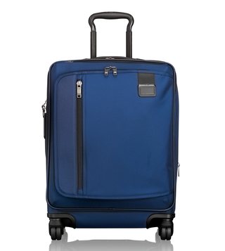 Tumi Ocean Blue Merge Continental Expandable Carry-On Luggage