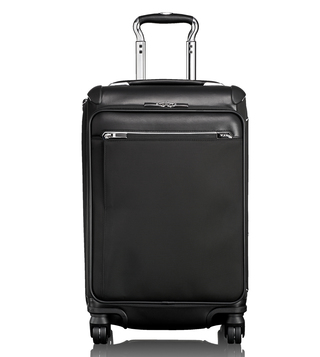 Tumi Black Arrive Gatwick International Expandable Carry-On Luggage