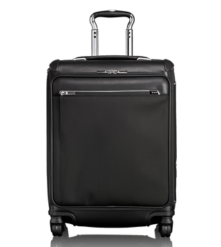 Tumi Black Arrive Aberdeen Continental Expandable Carry-On Luggage