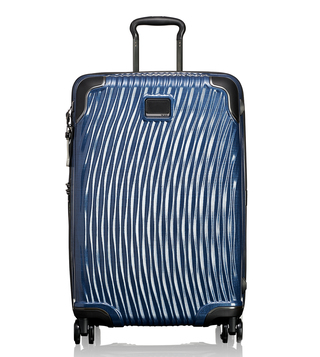 Tumi Navy Latitude Short Trip Checked Luggage