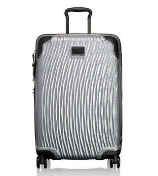 Tumi Silver Latitude Short Trip Checked Luggage