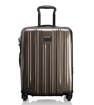 Tumi Mink Hard Shell V3 Continental Expandable Carry-On Luggage