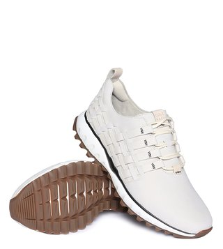 Cole Haan Off White Grand Sneakers
