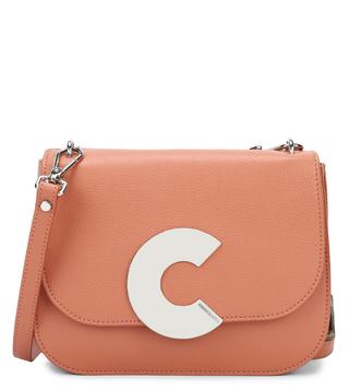 Coccinelle Argile Craquante Mini Cross Body Bag ... 27aedec83a360