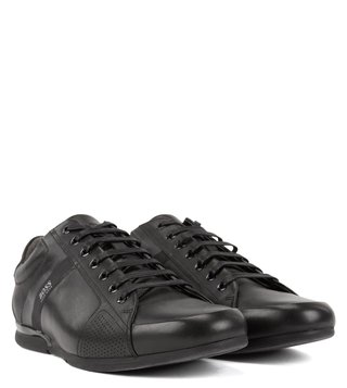 BOSS Black Saturn Lowp Lux Men's Sneakers