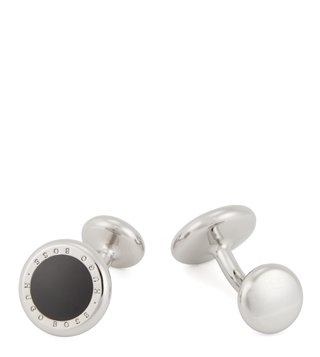 c1b1084a9 Buy BOSS Black Tobin Cufflinks for Men Online   Tata CLiQ Luxury