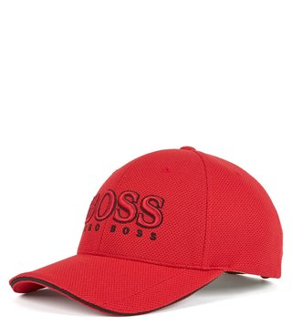 BOSS Bright Red US Cap