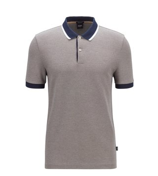94f6e6cb Buy BOSS Men Polos and t-shirts - Upto 50% Off Online - TATA CLiQ