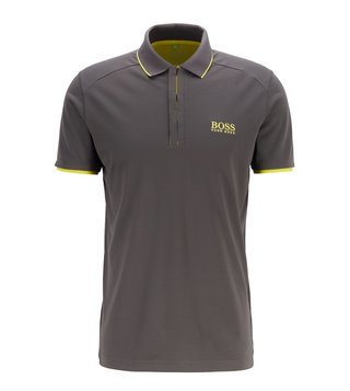 1f04f27ba Buy BOSS Men Polos and t-shirts - Upto 50% Off Online - TATA CLiQ