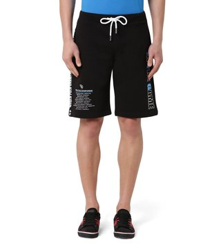 La Martina Black Life Style Regular Fit Bermudas
