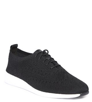 Cole Haan Black 2.Zerogrand Stitchlite Women Sneakers