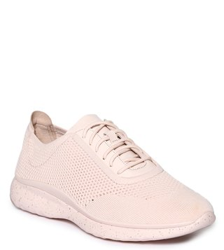 Cole Haan Baby Pink 3.Zerogrand Stitchlite Women Sneakers