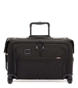 Tumi Black Alpha 3 Medium Top Handle Garment Bag