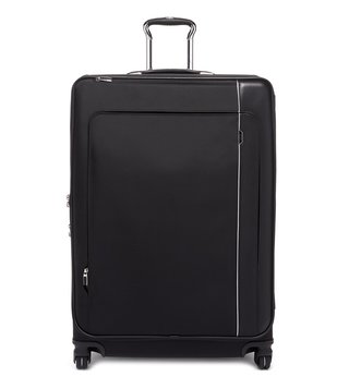 Tumi Black Arrive Medium Top Handle Packing Case