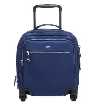 Tumi Ultramarine Voyageur Medium Top Handle 4 Wheeled Carry-On Luggage