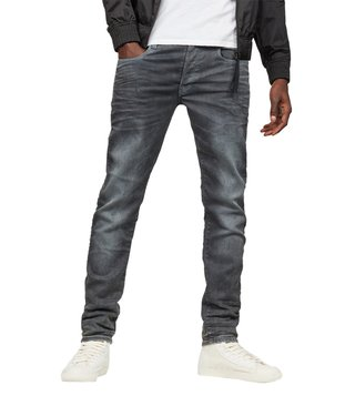 G-Star RAW Dark Aged Cobler 3301 Slim Fit Jeans