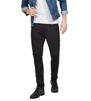 G-Star RAW Rinsed Radar Straight Tapered Fit Jeans