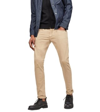 G-Star RAW Sahara D-Staq 5 Pocket Skinny Fit Colored Jeans