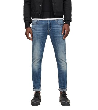 G-Star RAW Vintage Medium Aged 3301 Slim Fit Jeans