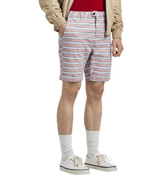 Scotch & Soda Multi Main Regular Fit Shorts