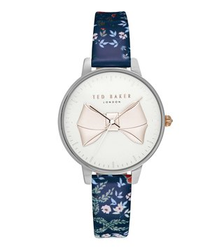 Ted Baker TE50533002 Silver Dial Brook Watch For Women
