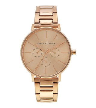 Armani Exchange AX5552 Gold Lola Watch For Women